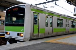 通勤の電車