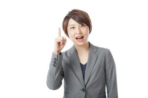 転職支援をする女性
